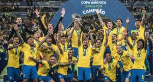 Brazil claims 9th Copa America title beating Peru in 2019 final