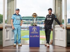 England vs New Zealand ICC world cup 2019 final match photo