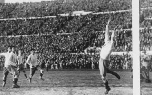 Hector Castro scored final goal of 1930 FIFA World Cup final to seal Uruguay victory
