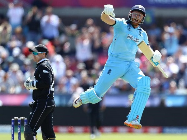 Jonny Bairstow scored hundred against New Zealand in 2019 world cup