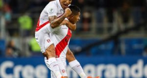 Peru thrashed title defenders Chile to enter Copa America 2019 final