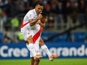 Peru beat Chile to qualify for 2019 Copa America final