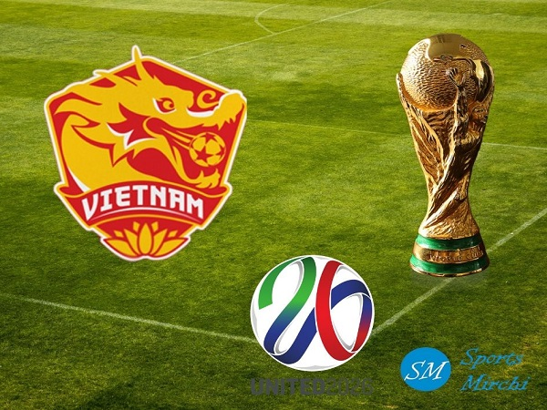 Vietnam at 2026 FIFA world cup