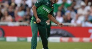 CWC19: Wahab Riaz to play against Bangladesh despite fractured  finger