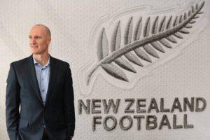 Danny Hay New Zealand football team coach
