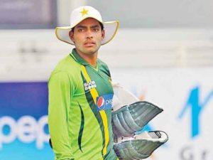 Pakistan cricketer Umar Akmal