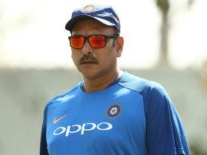 Ravi Shastri head coach of Indian cricket team