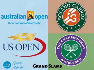 Tennis Grand Slam Events photo