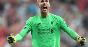 Liverpool's Adrian living the backup goalkeeper's dream