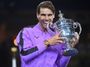 Rafael Nadal wins 19th grand slam title at US Open 2019