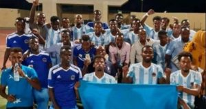Somalia create history as they've won first ever FIFA World Cup Qualifier match