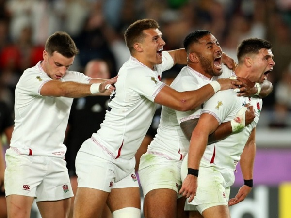 England beat All Blacks in first semifinal of 2019 rugby world cup