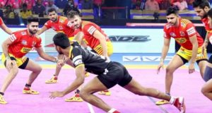 Gujarat Fortunegiants end PKL season on a high with 48-38 win over Telugu Titans
