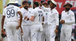 Stat: India Won all Tests in series when there are minimum 3 matches