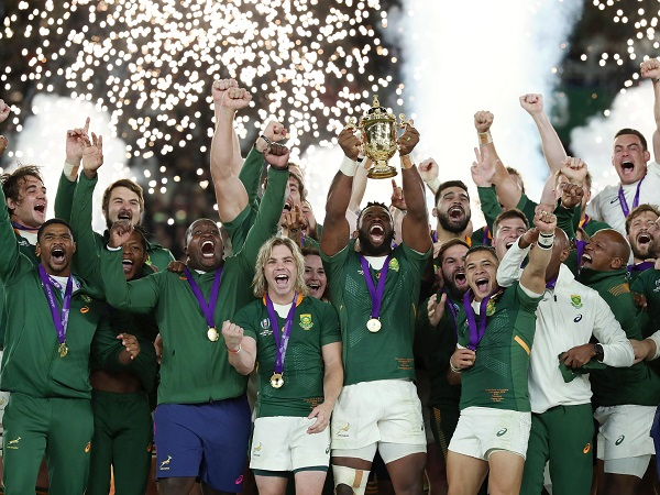 South Africa beat England to win 2019 rugby world cup