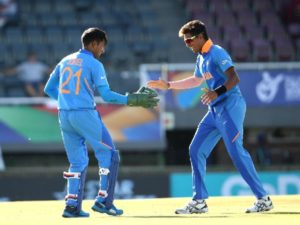 India qualify for ICC Under-19 world cup 2020