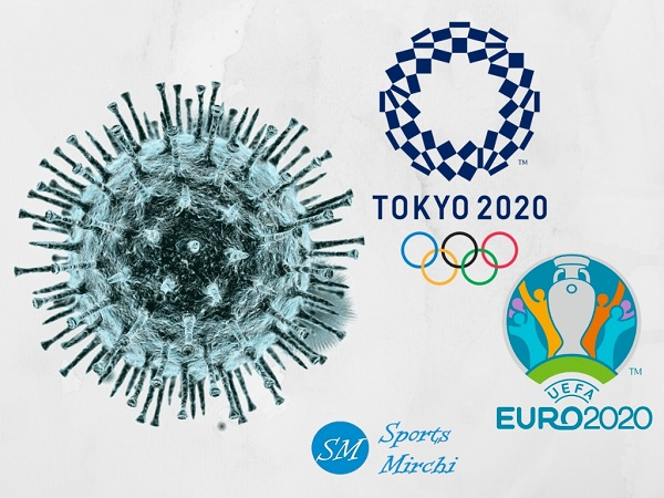 Coronavirus affect Olympics 2020, UEFA Euro 2020