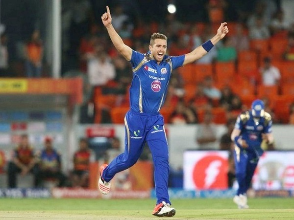 Tim Southee Mumbai Indians Photo