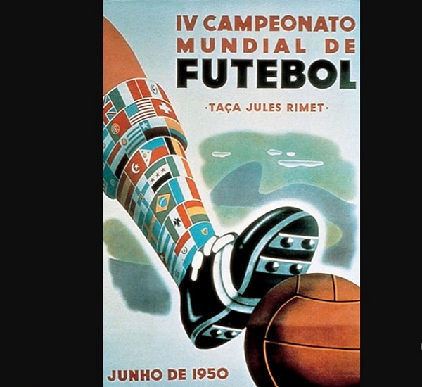 1950 FIFA World Cup logo