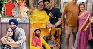 How cricketers celebrate Mother's Day