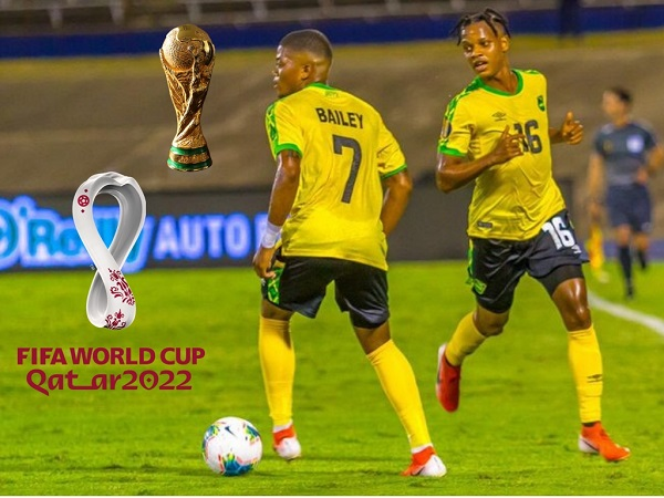 Jamaica 2022 world cup