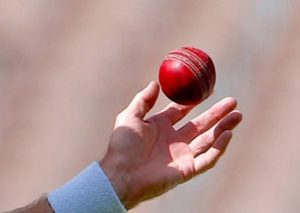 Red ball for test cricket