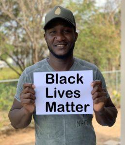 Daren Sammy against racism
