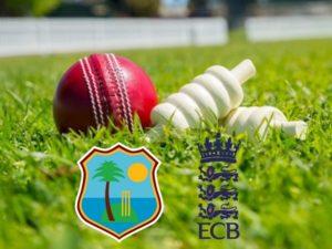 West Indies vs England cricket