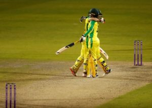 Australia beat England in 3rd ODI to win series