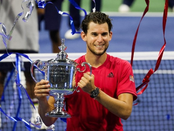 Dominic Thiem wins US Open 2020