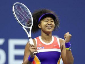 Naomi Osaka enters US Open 2020 final