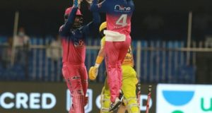 IPL 2020: Rajasthan Royals beat CSK in high scoring clash at Sharjah