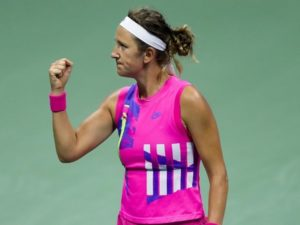Victoria Azarenka reached US Open 2020 final