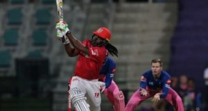 Chris Gayle becomes first cricketer to hit 1000 sixes in T20 cricket