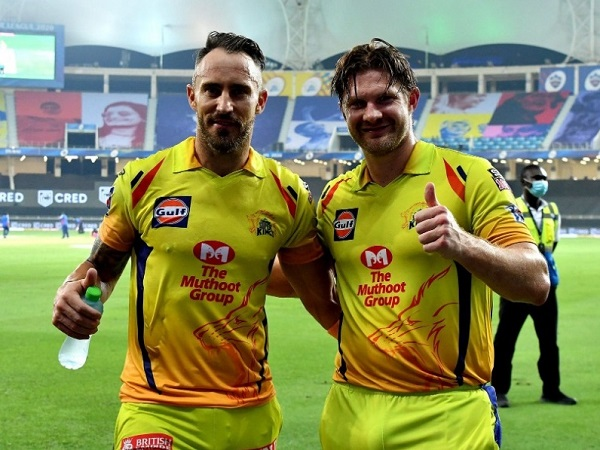 Faf du Plessis, Shane Watson guide CSK win over KXIP in IPL 2020 match-18