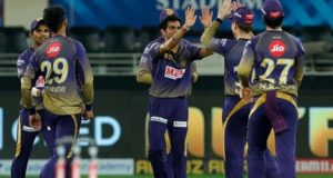 IPL-13: Mavi and Nagarkoti stars as KKR beat Rajasthan Royals by 37 runs