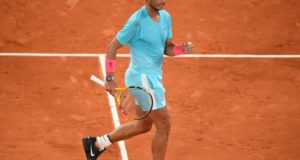 Rafael Nadal reached to his 13th French Open semi-final