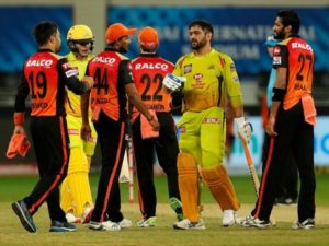 SRH beat CSK in match 14 of IPL 2020
