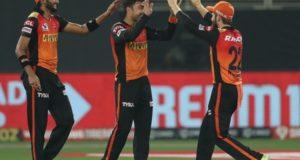 IPL 2020: Sunrisers Hyderabad thrashed KXIP by 69 runs