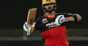 IPL 2020: RCB Thrashed KKR by 8 wickets to get 2nd spot in points table