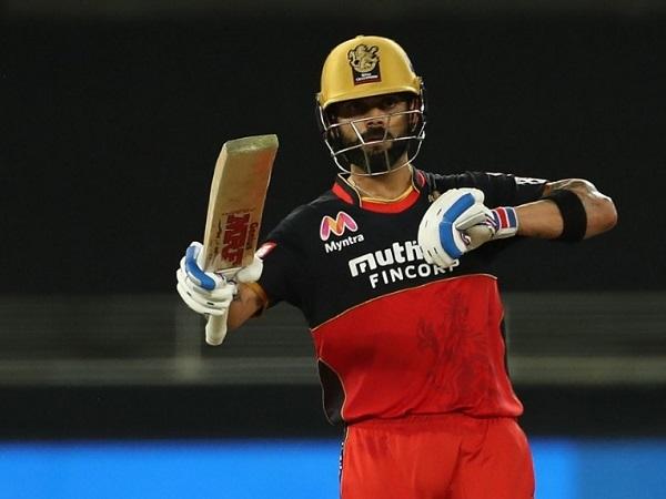 Virat Kohli scored 90 runs against CSK