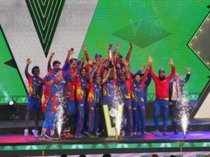 Karachi Kings won Pakistan Super League 2020