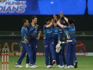 Mumbai Indians beat Delhi Capitals in first qualifier to enter 2020 IPL final