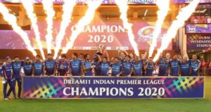Mumbai Indians win their 5th IPL title defeating Delhi Capitals in 2020 final