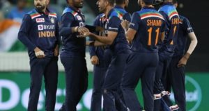 Yuzvendra Chahal helped India beat Australia in first T20 at Manuka Oval