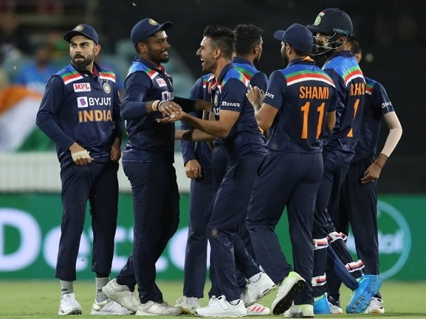 India beat Australia by 11 runs at Manuka Oval on 4 December 2020