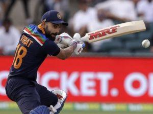 Virat Kohli scored fastest 12000 ODI runs