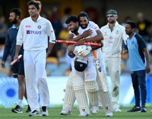 India beat Australia in Brisbane test to win Border-Gavaskar series 2020-21