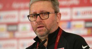 Poland sacked head coach Jerzy Brzeczek