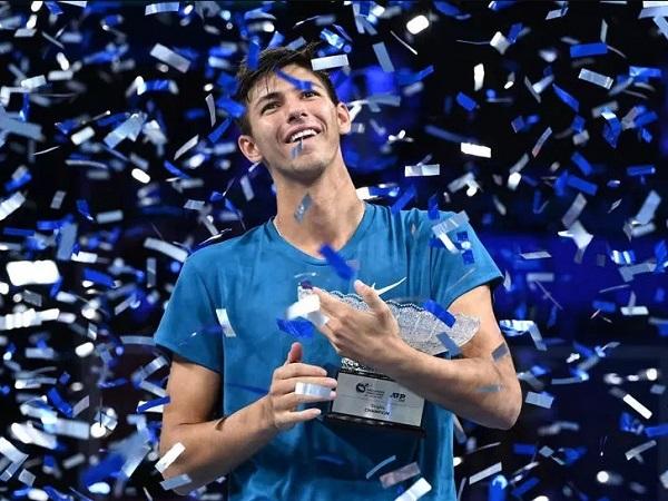 Alexei Popyrin tennis